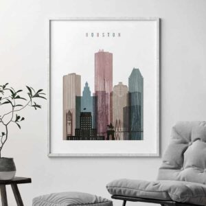 Houston poster distressed 1 second