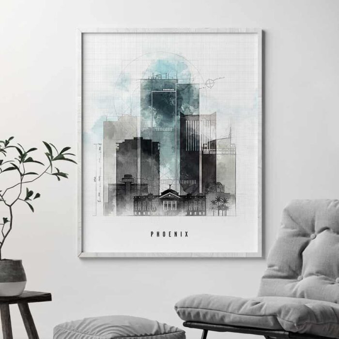 Phoenix poster urban second