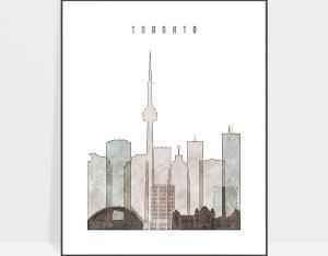 toronto drawing poster