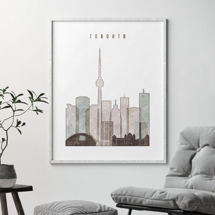 toronto drawing poster second photo