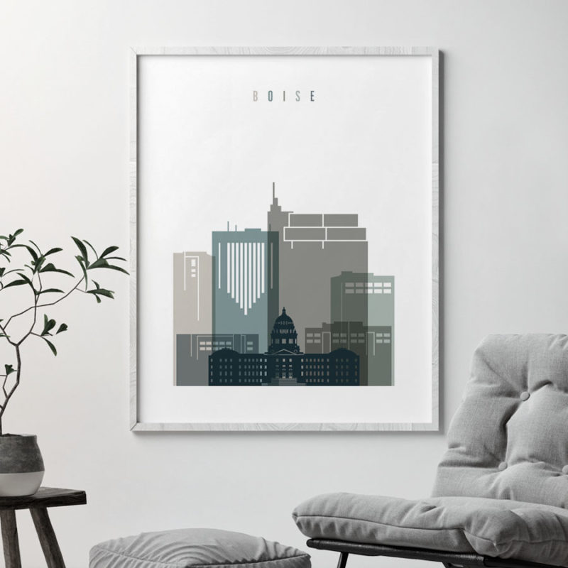 boise-art-print-skyline-earth-tones-4-second