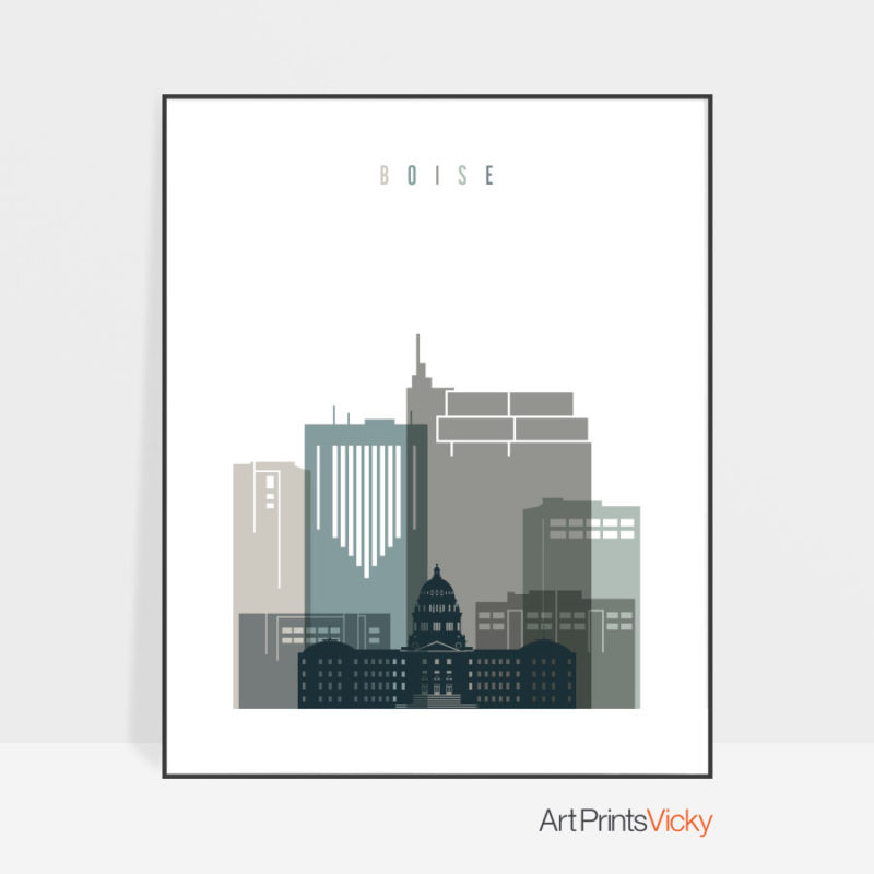 boise-art-print-skyline-earth-tones-4