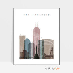 indianapolis-skyline-poster-distressed-1