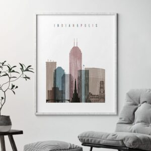 indianapolis-skyline-poster-distressed-1-second