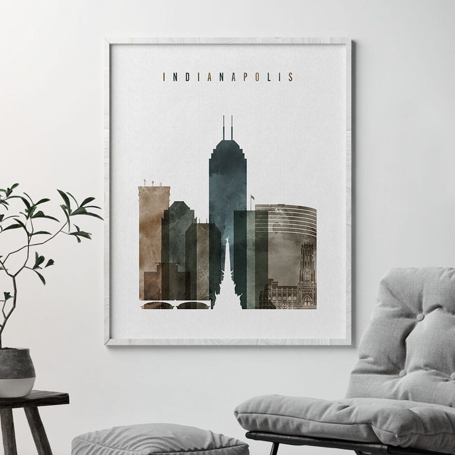 indianapolis-skyline-print-watercolor-2-second