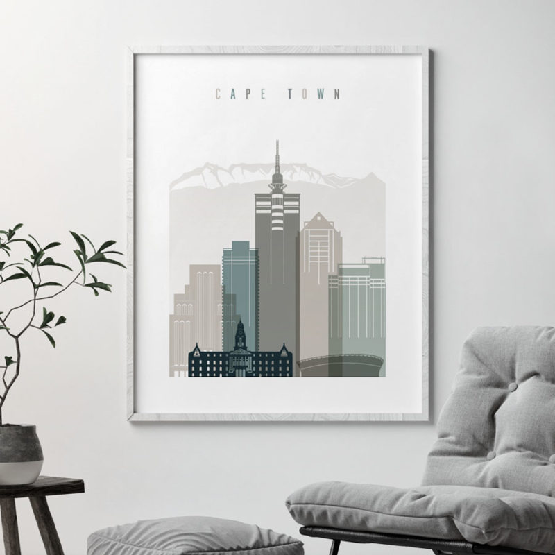 cape-town-art-print-skyline-earth-tones-4-second