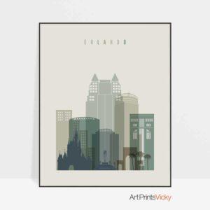 orlando-print-skyline-earth-tones-1