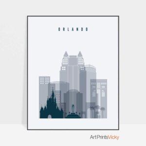 orlando-skyline-print-grey-blue