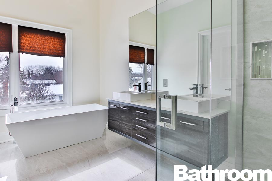 Bathroom Post Photo