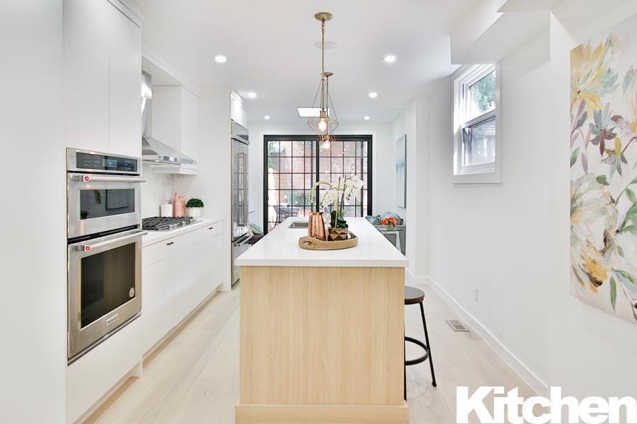 Kitchen Post Photo