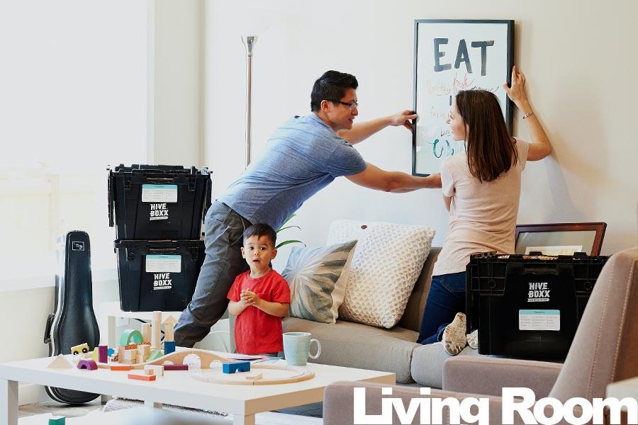 Living Room Post Photo