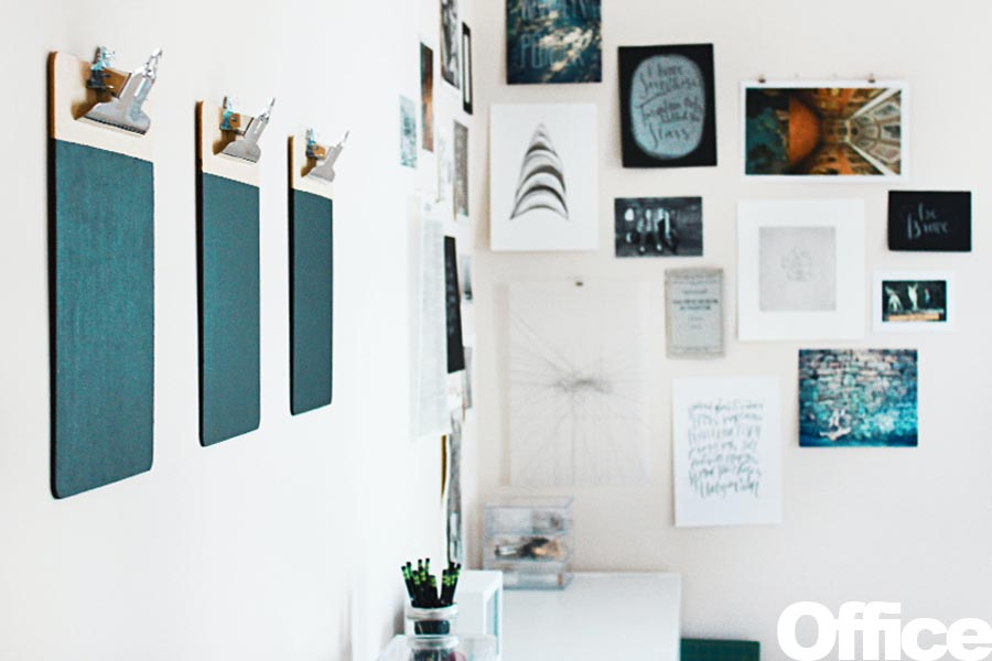 Office Post Photo